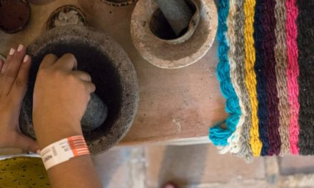 Wool workshop in Xcaret: learn ancestral techniques