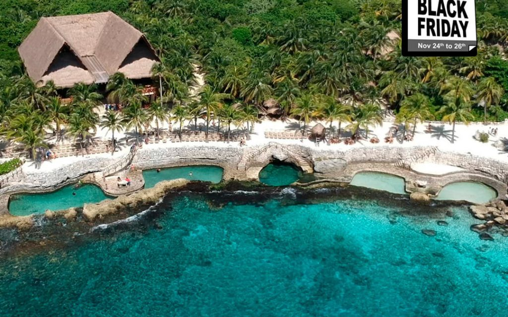 Black Friday Xcaret: Plan your 2018 vacations now