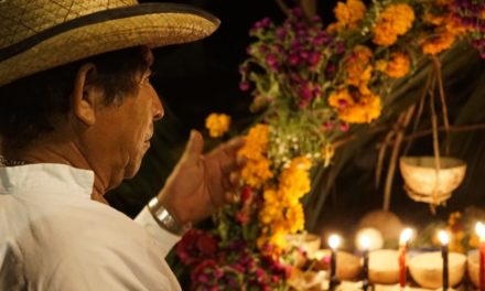 Why do mexicans celebrate the dead?