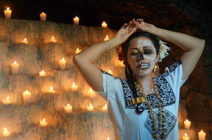 Day of the Dead in Xcaret [Photo Gallery]