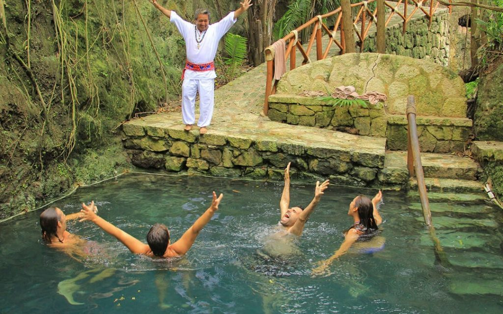Riviera Maya: a destination that offers healing experiences