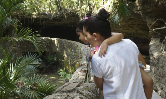 Mother's Day in the Riviera Maya