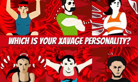 Which of these is your Xavage personality?
