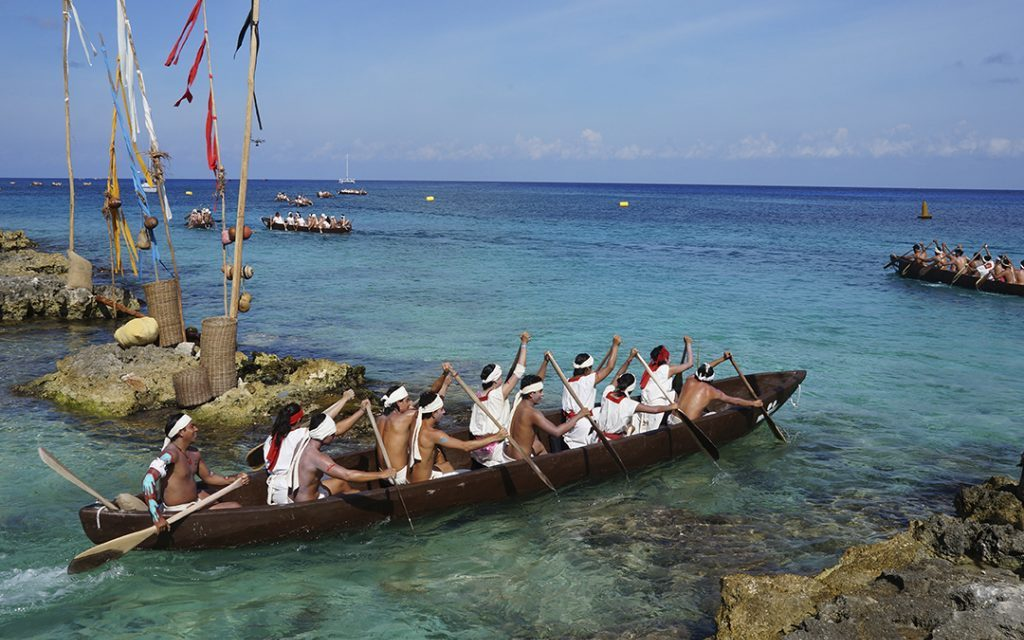 What Is The Sacred Mayan Journey In Xcaret?