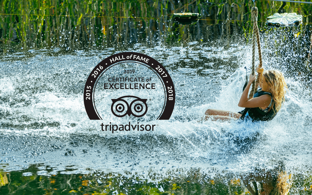 5 of Xcaret parks that joined TripAdvisor's Hall of Fame