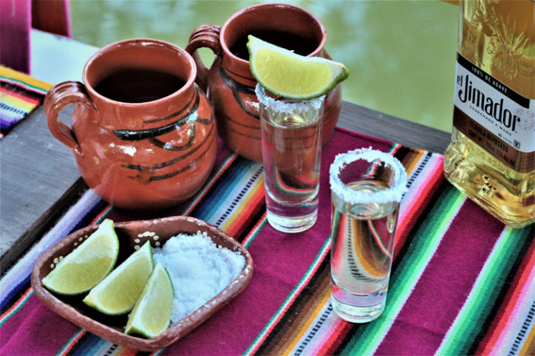 Tequila: The traditional Mexican drink