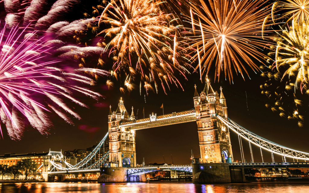 The best New Year's Eve parties around the world