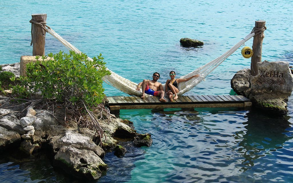 The Best Spots to Take Aquatic Photos in Xel-Ha