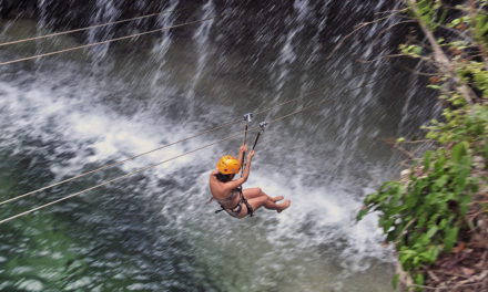 Xplor Zipline: Dare to take the challenge?