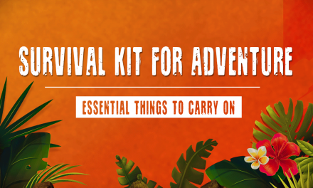 Survival kit for adventure