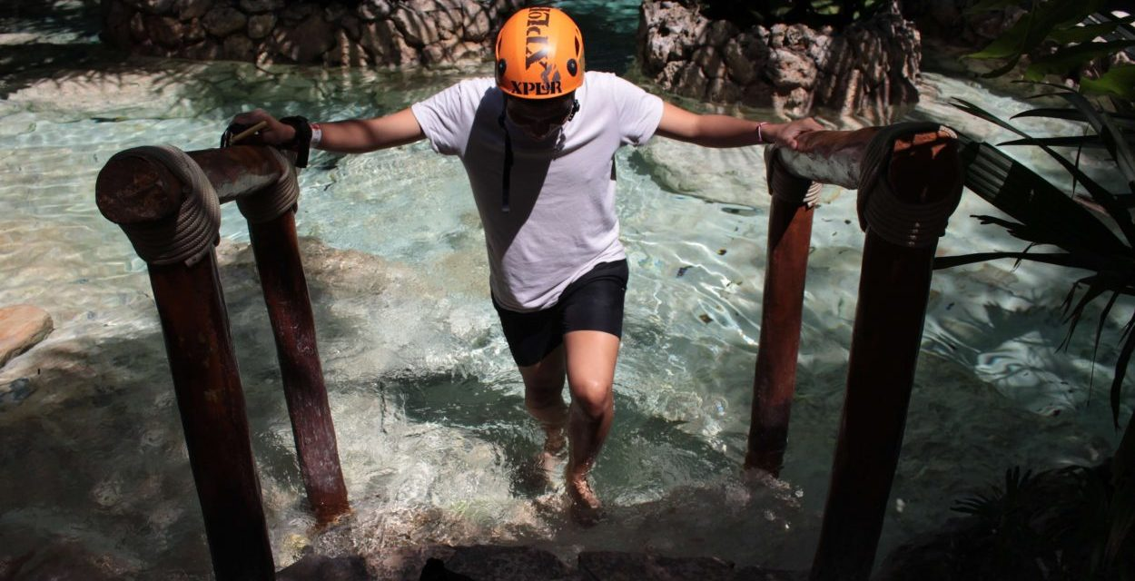 The best extreme activities in Riviera Maya