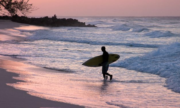 Searching for the best surf beaches in Mexico