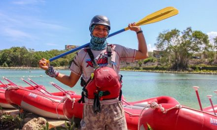 Facing the rapids: a day in the life of a Xavage Rafting guide
