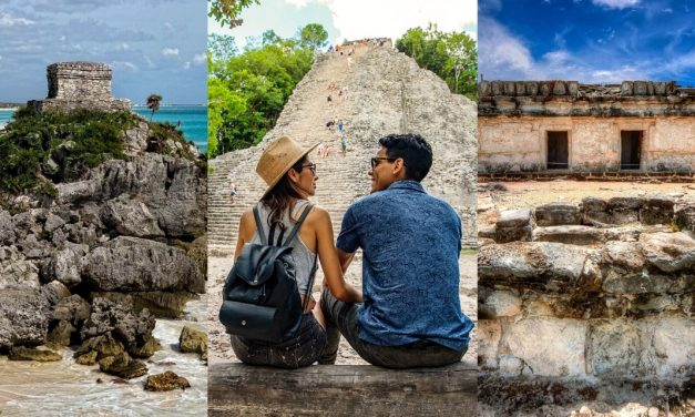 All the archaeological sites you can visit in Cancun and Riviera Maya