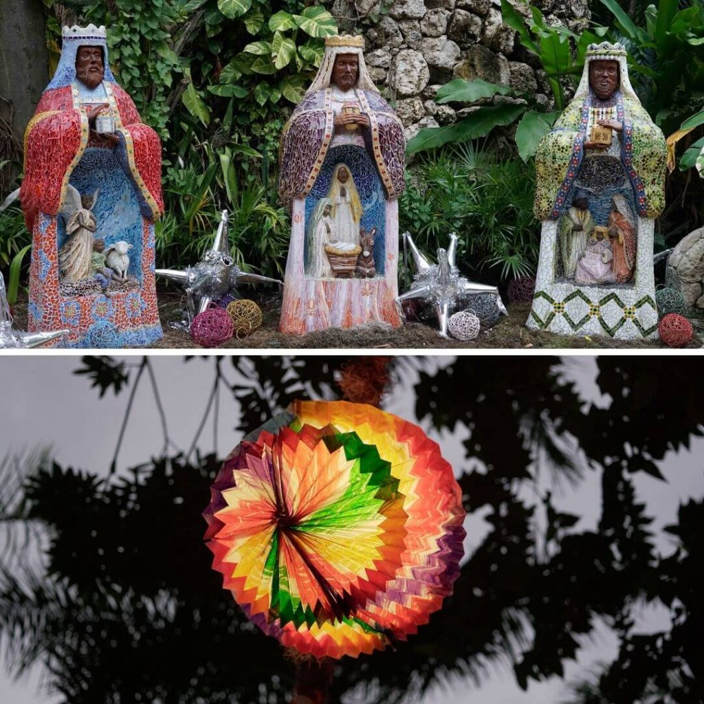 Tres Reyes Magos, mexican tradition