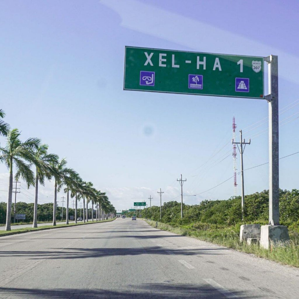 Where is Xel-Há?