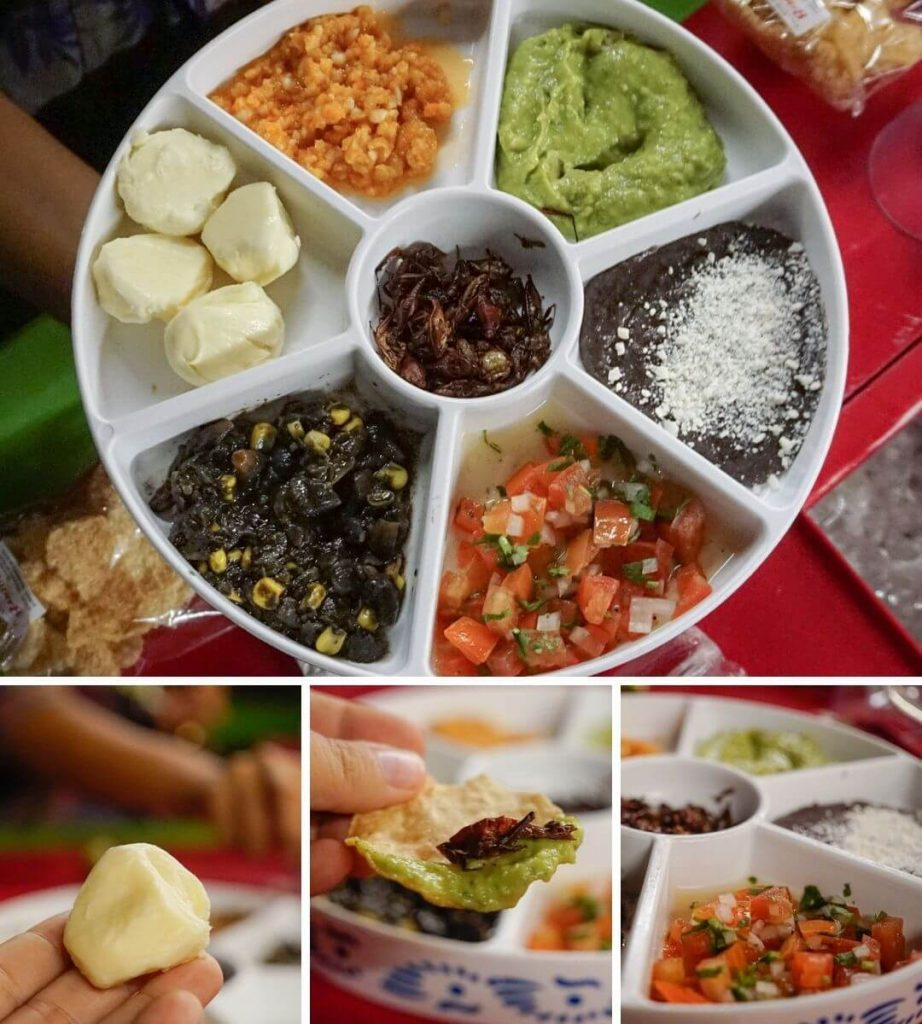 30 typical Mexican foods that you will try at Xoximilco