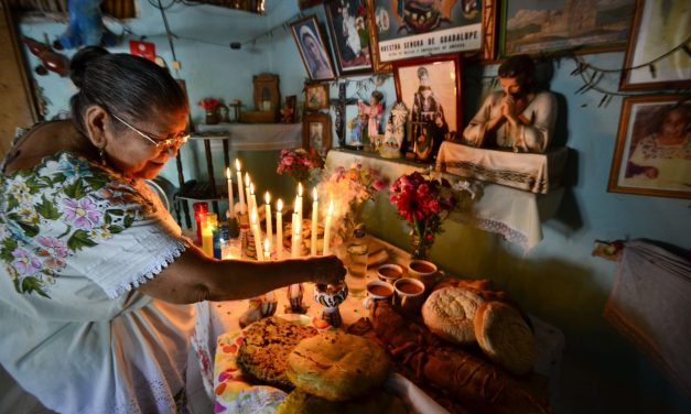 Pib: a delicious feast in the Day of the Dead