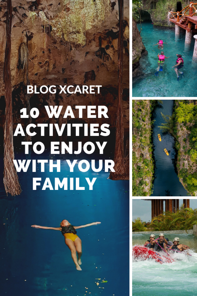 10 water activities to enjoy with your family