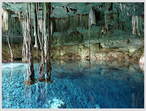 5 cenotes to visit in Yucatan