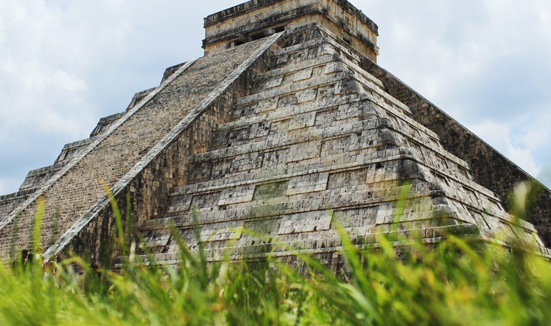 My first time in a Wonder of the New World – Chichen Itza