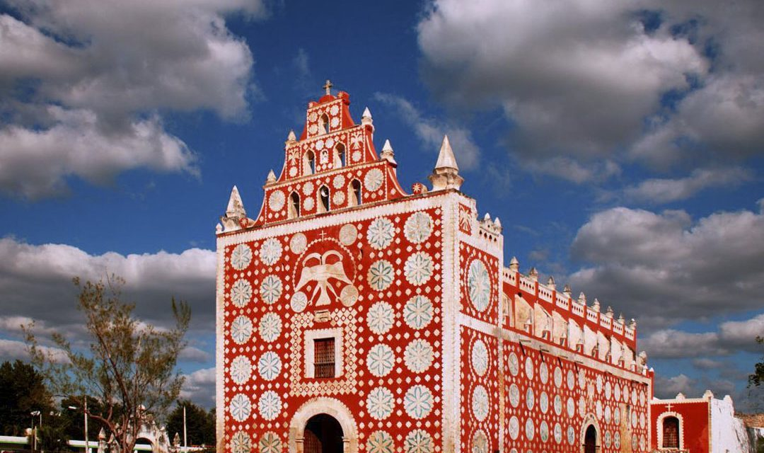 Discover five beautiful and amazing churches in Yucatan