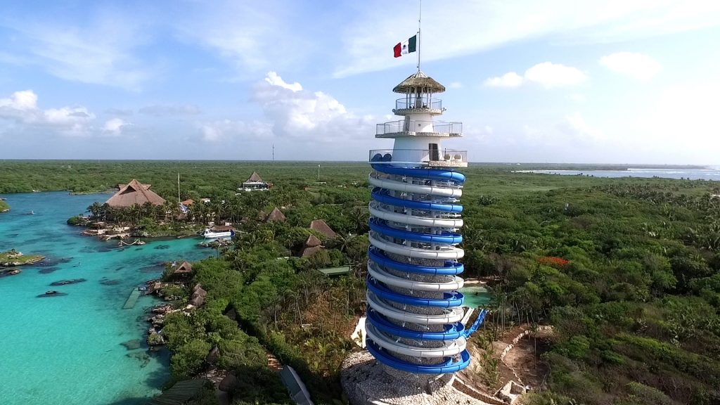 Snorkeling, waterslides, Sea Trek and many more family-friendly water activities you can do in Cancún and Riviera Maya besides going to the beach.