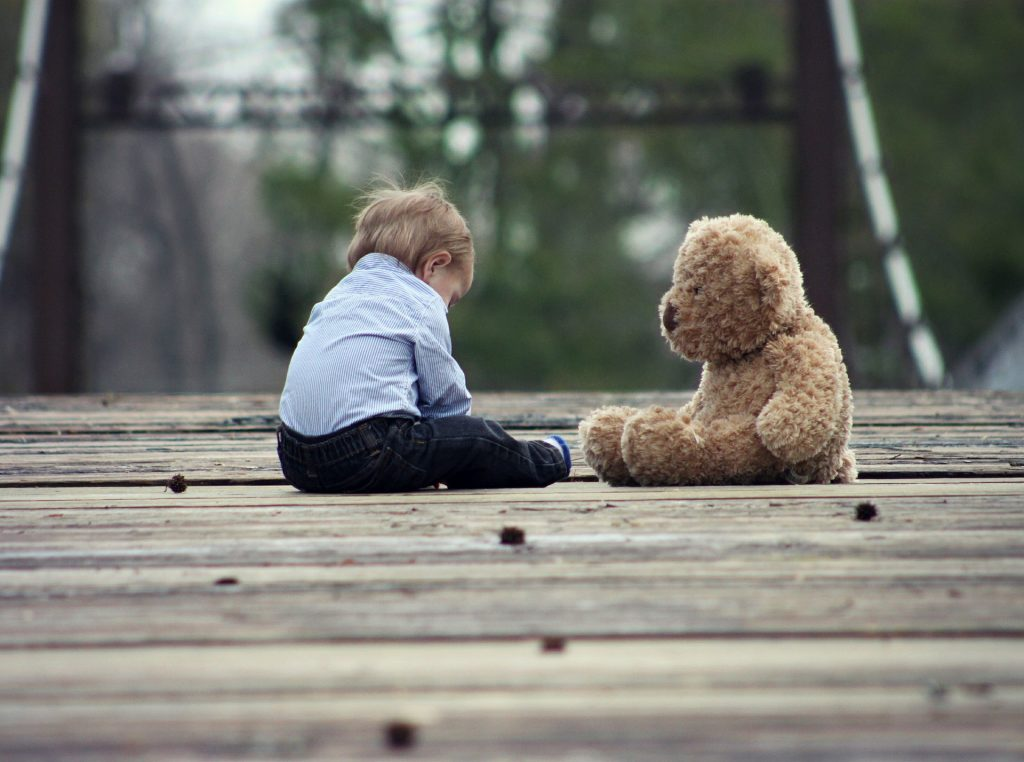 5 Ways To Help Your Child Overcome Fears