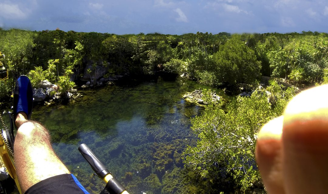 18 activities you can do in Xel-Há if you don't want to swim