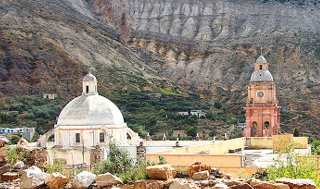 5 Mysterious Ghost Towns in Mexico