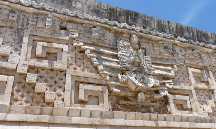 Mayan Architecture in Yucatan
