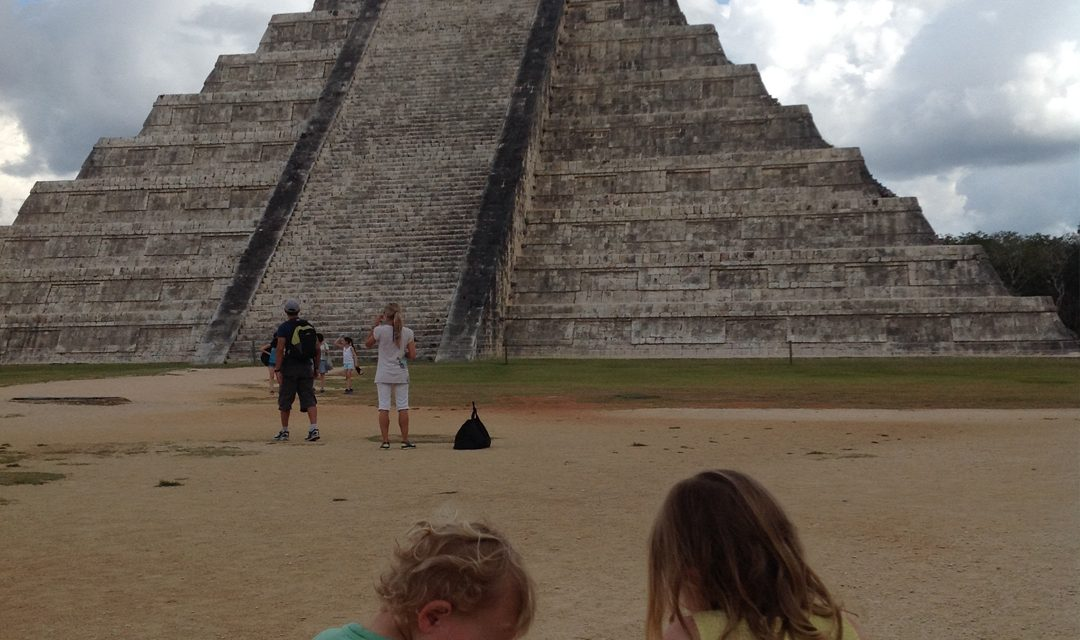 The magical effects of archeological sites in children