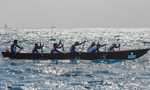 Sacred Mayan Journey: For the oarsmen