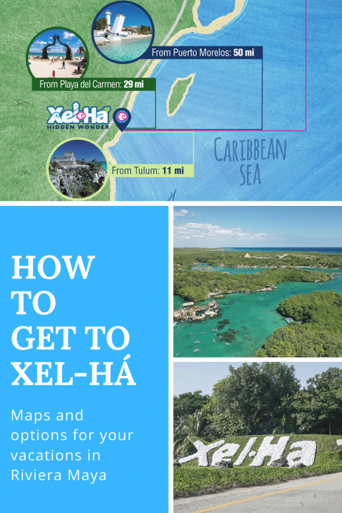How to get to Xel-Há