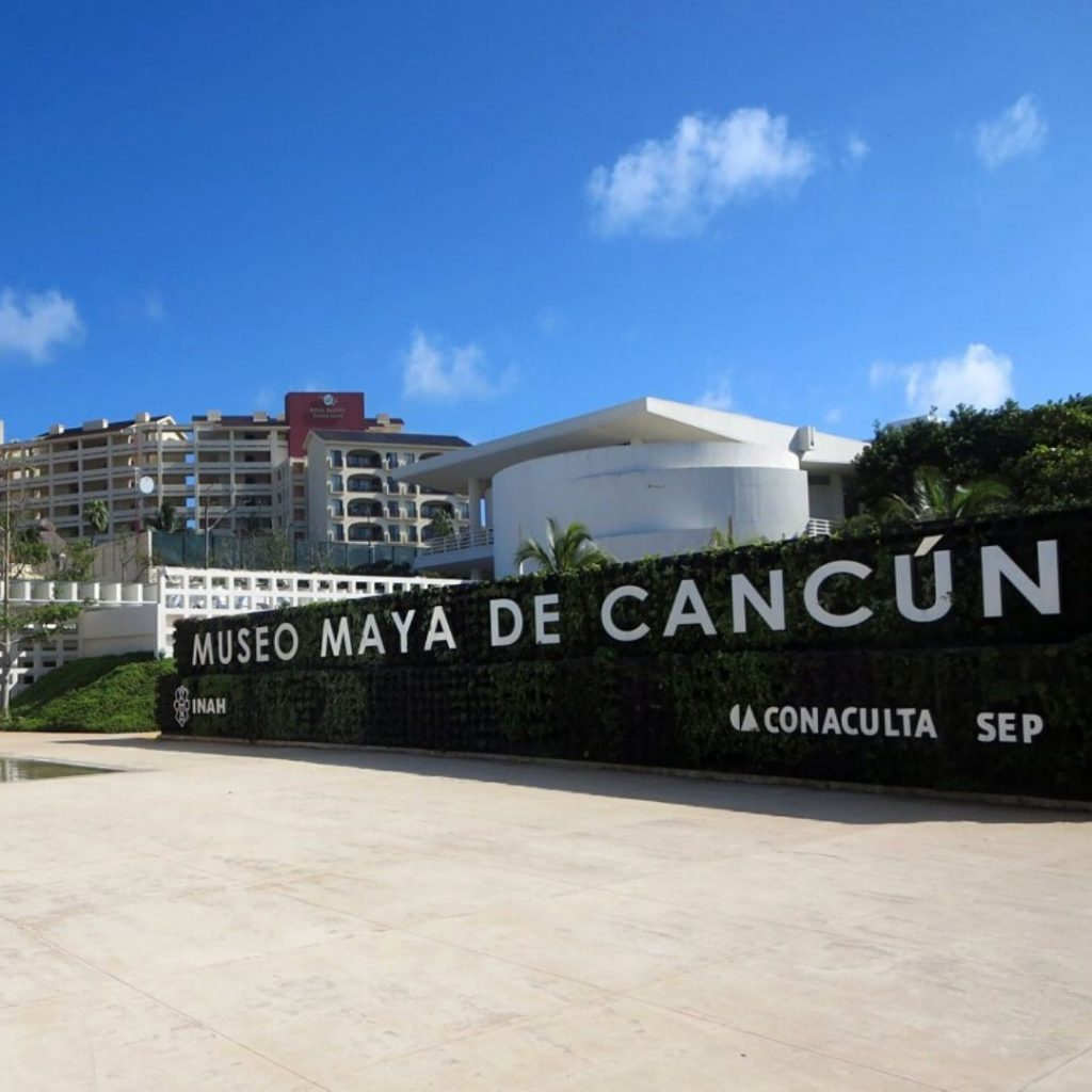 The-must-see-places-for-a-Cancun-vacation-mayan-museum
