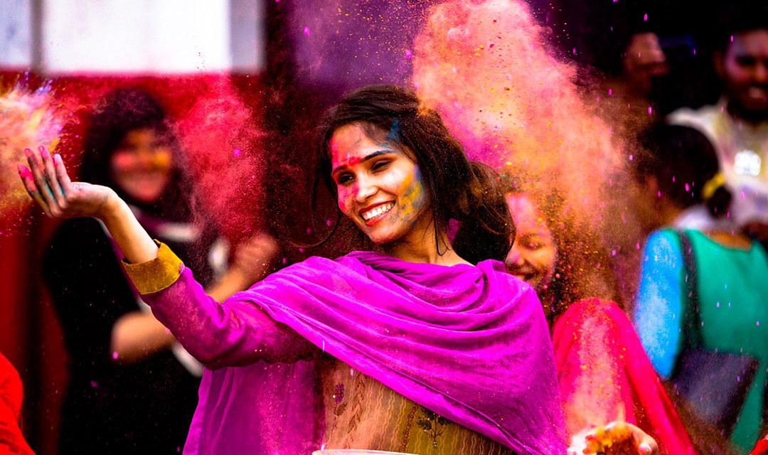 The most colorful traditions in the world