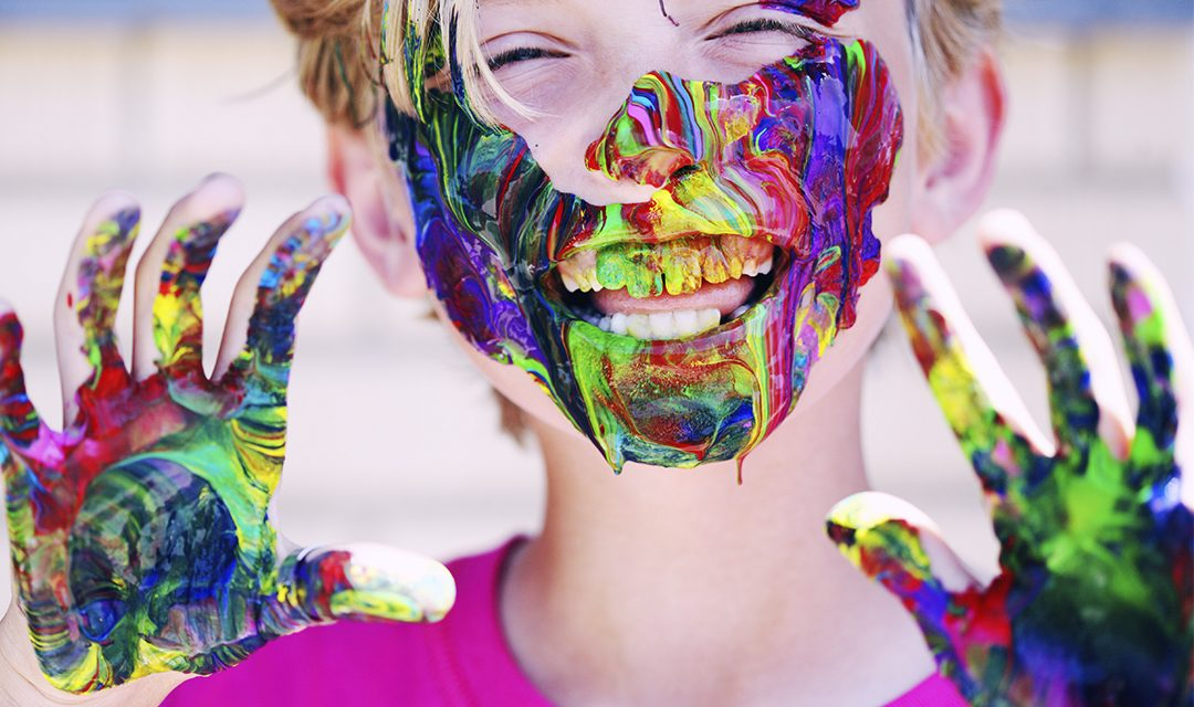 5 tips to foster the children's creativity