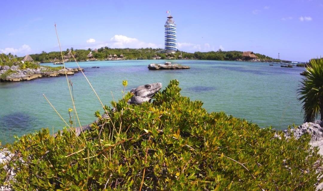 Top 10 most emblematic places of the Riviera Maya