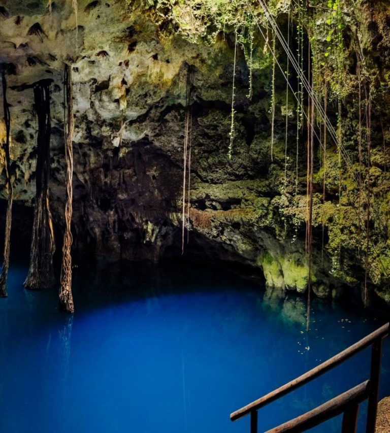 Top 10 most emblematic places of the Riviera Maya-cenote-subterranean