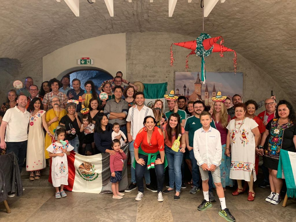 mexican traditions in germany