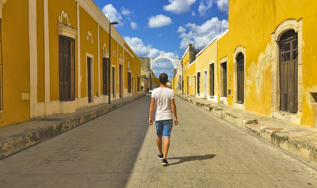 A easy guide to start traveling to Yucatan