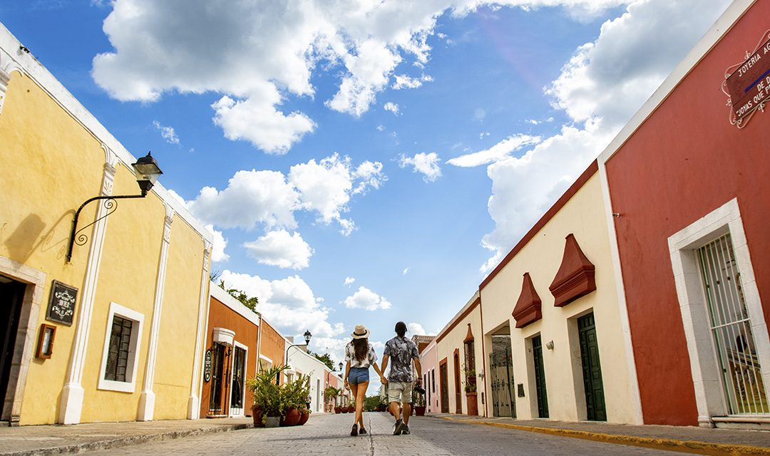Yucatan, the place where you'll find more than adventures