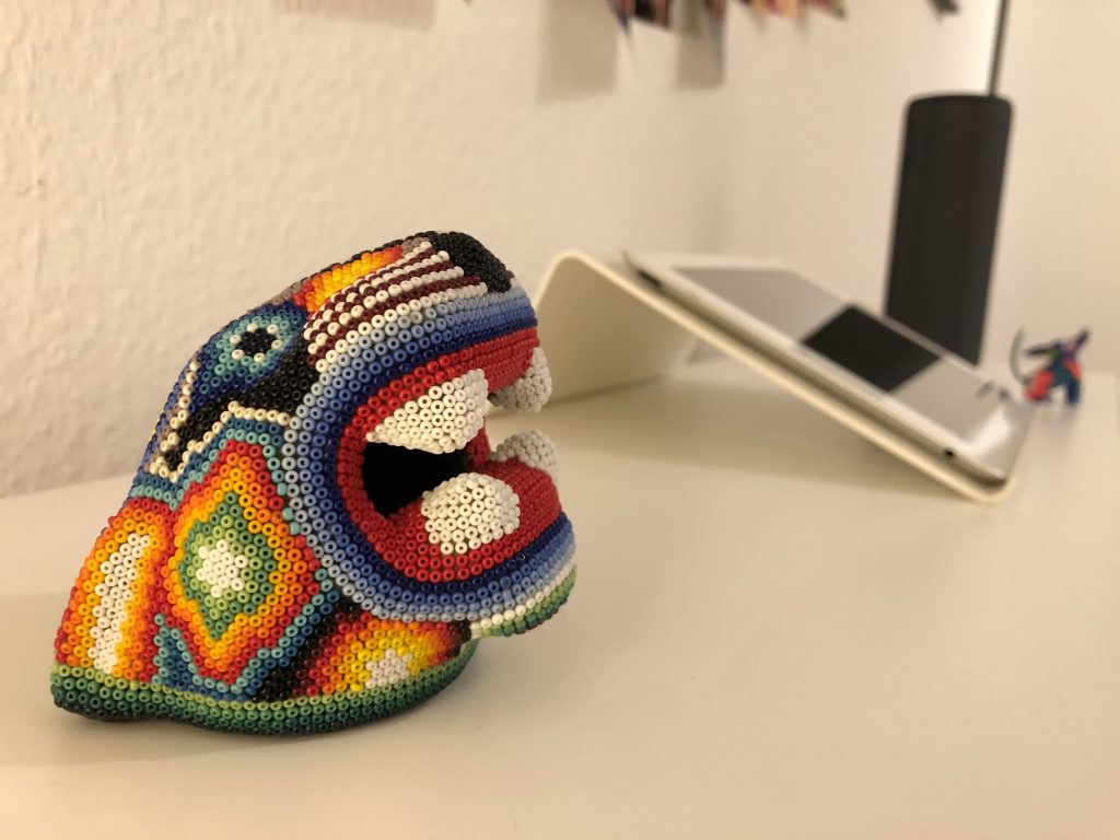 mexican-handrcrafts to connect with Mexico