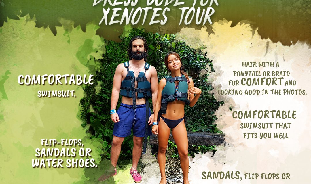 What is the dress code for Xenotes Tour?