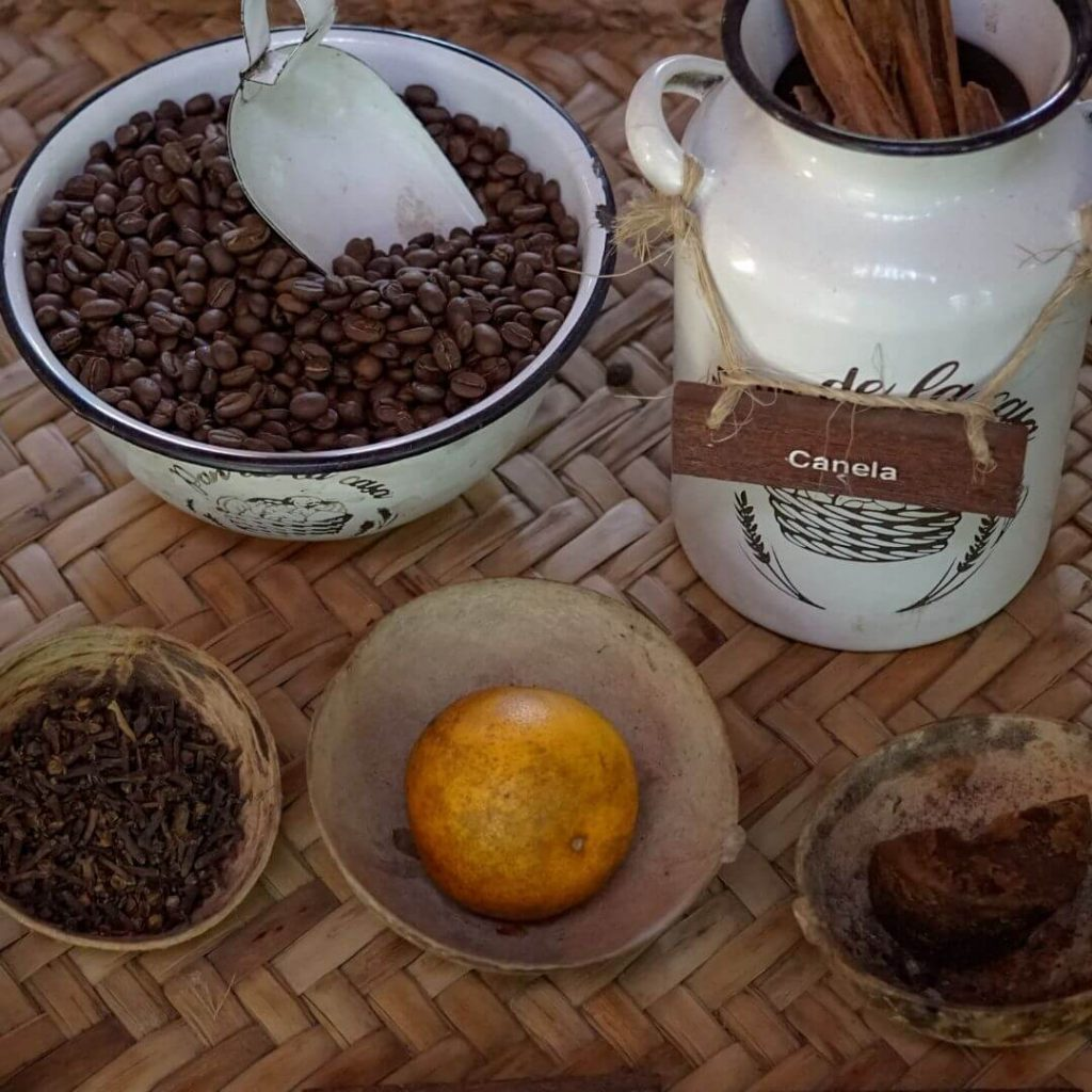 How to prepare Café de Olla – a traditional Mexican coffee - ingredients