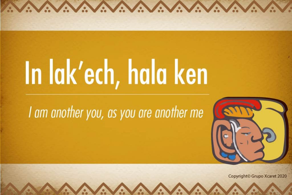 I am another you, as you are another me