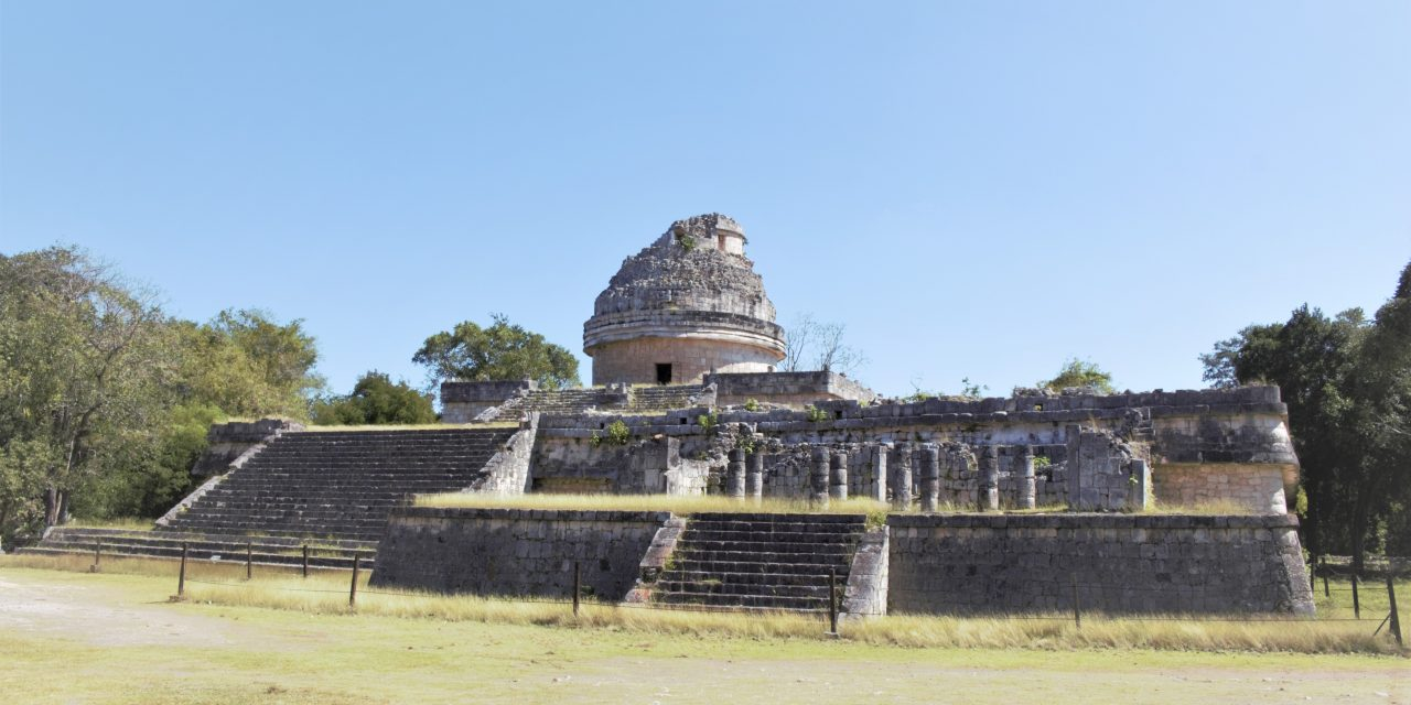 Hidden treasures of Chichén Itzá: El Caracol