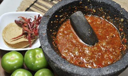 How To Try Mexican Sauces For The First Time