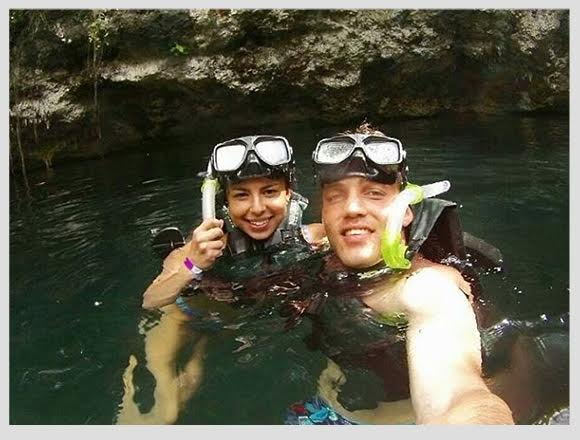 swimming-in-a-cenote