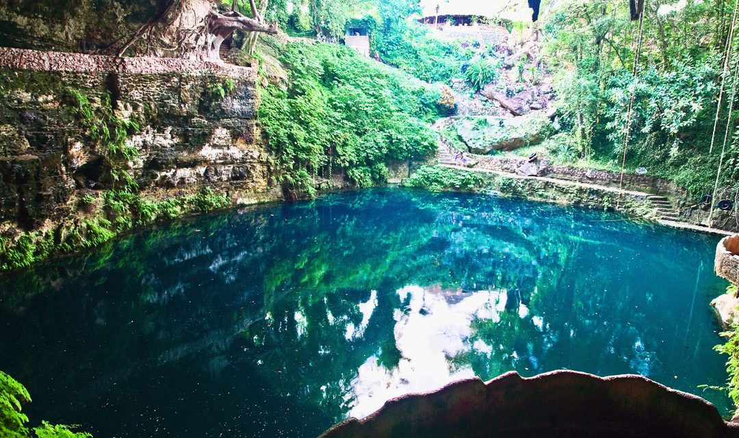 The 20 most beautiful cenotes in Mexico Part 2